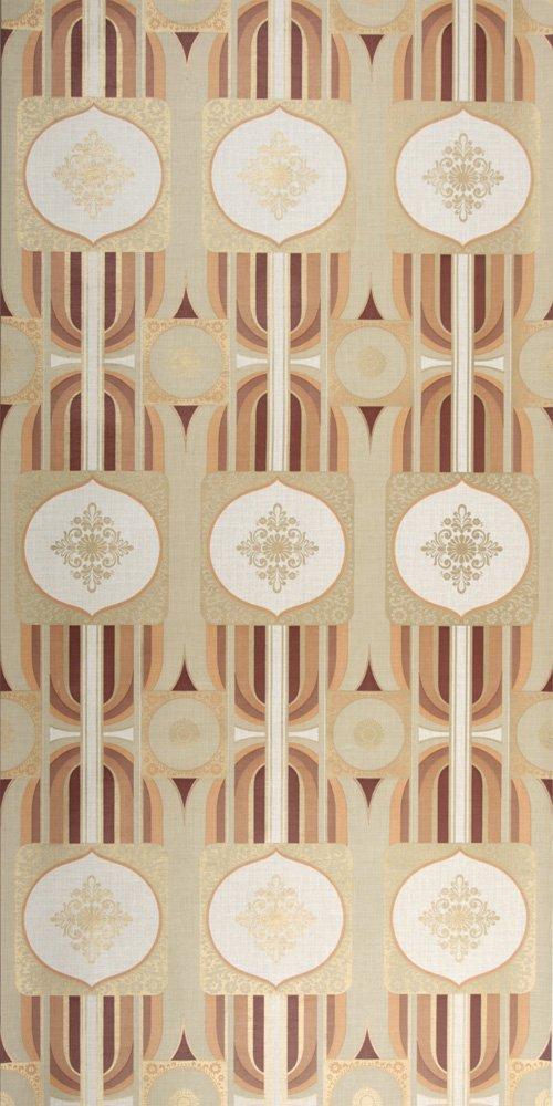 70er tapete 0119 49 90. Black Bedroom Furniture Sets. Home Design Ideas