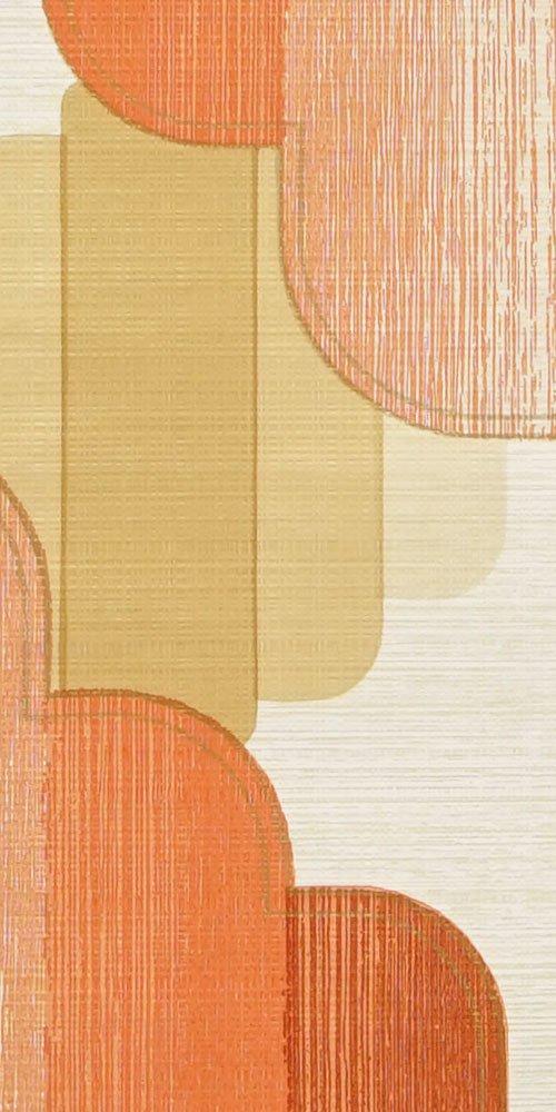 70er tapete 0816 49 90. Black Bedroom Furniture Sets. Home Design Ideas