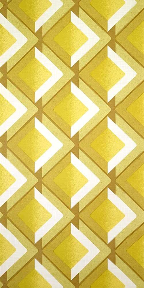 70er tapete 1110 49 90. Black Bedroom Furniture Sets. Home Design Ideas
