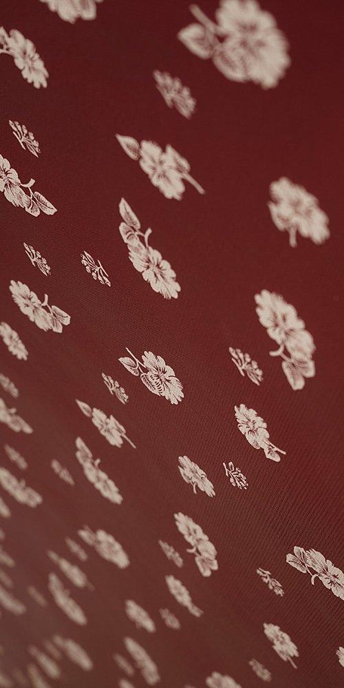 Original Vintage Tapeten : 80er Bl?mchen Tapete #0529, 39,90 ?