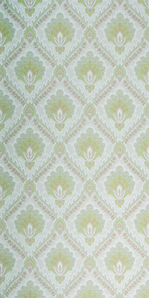 vintage barock tapete 0116 39 90. Black Bedroom Furniture Sets. Home Design Ideas