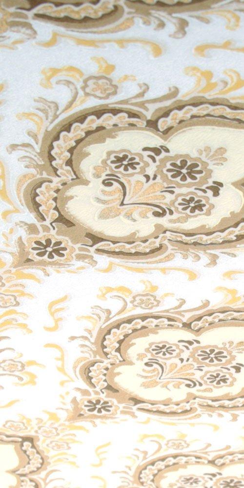 Original Vintage Tapeten : Vintage Barock Tapete #0322, 49,90 ?