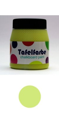Tafelfarbe - lime