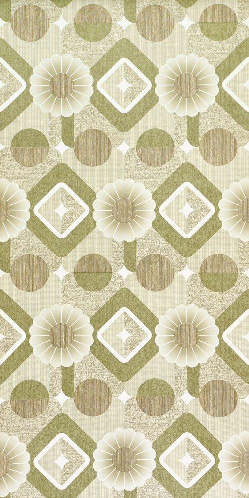70er tapete 0925 49 90. Black Bedroom Furniture Sets. Home Design Ideas