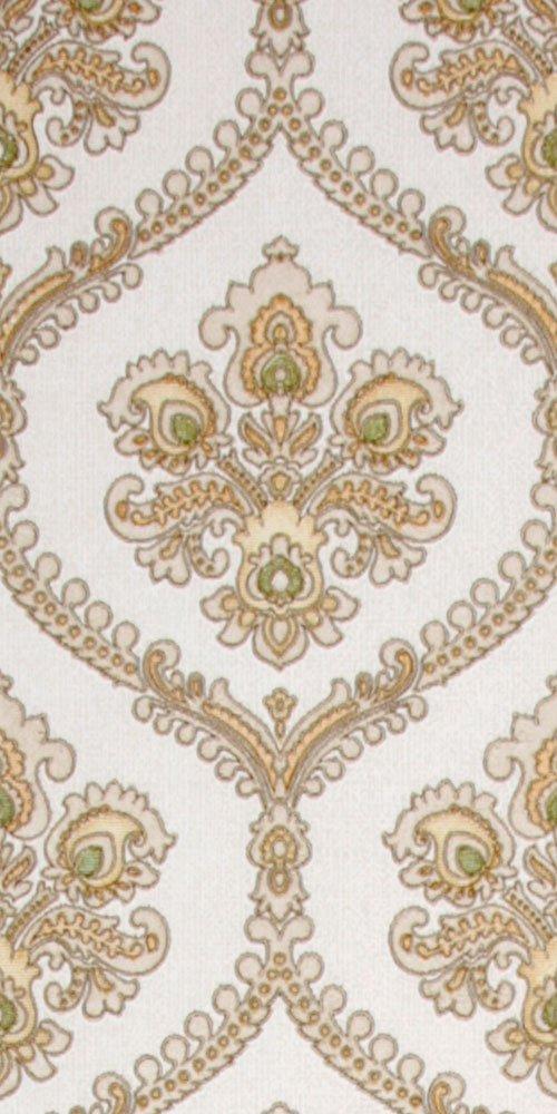 vintage barock tapete 0424 49 90. Black Bedroom Furniture Sets. Home Design Ideas