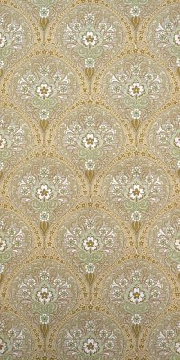 60s baroque wallpaper #1227 sample