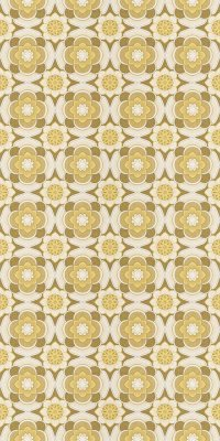 60s wallpaper #1209A sample