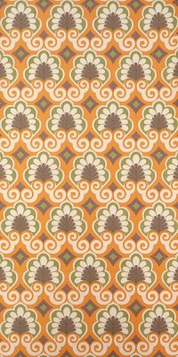 60s wallpaper #1013A roll