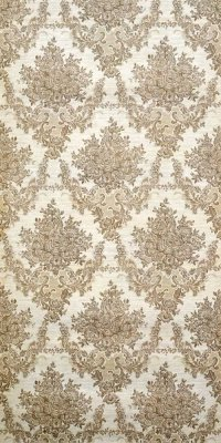 70s baroque wallpaper #0810B sample
