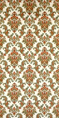 70s wallpaper #1608B sample