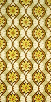70s wallpaper #0211AL sample