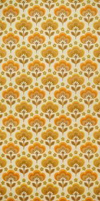 70s wallpaper #0905AL sample