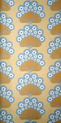 70s wallpaper #0906A sample