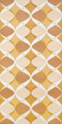 70s geometric wallpaper #0919A
