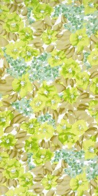 70s flower wallpaper #0929
