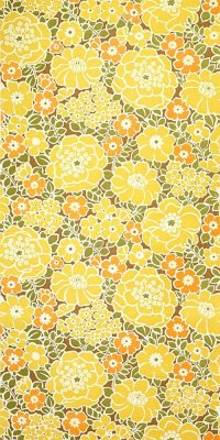 70s flower wallpaper #1111