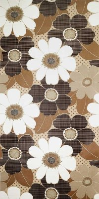 70s flower wallpaper #1120