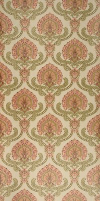 Vintage baroque wallpaper #0219 sample