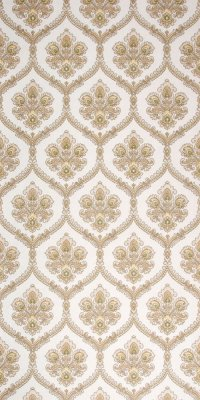 Vintage baroque wallpaper #0424 sample