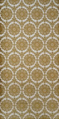 Vintage damask wallpaper #0222A