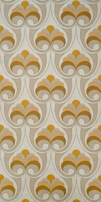 70s wallpaper #1223B sample