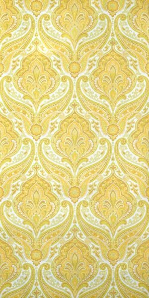 70s/80s damask wallpaper #1213L