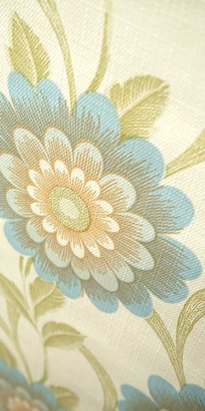 70s flower wallpaper #0611L