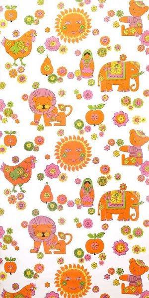 70s childrens wallpaper #1026