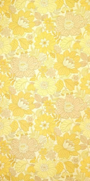 70s flower wallpaper #1034
