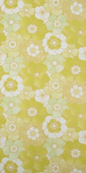 70s flower wallpaper #1216