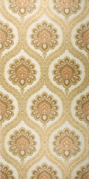 Vintage damask wallpaper #0213