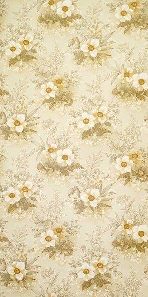 80s Flower Wallpaper 1021 49 90